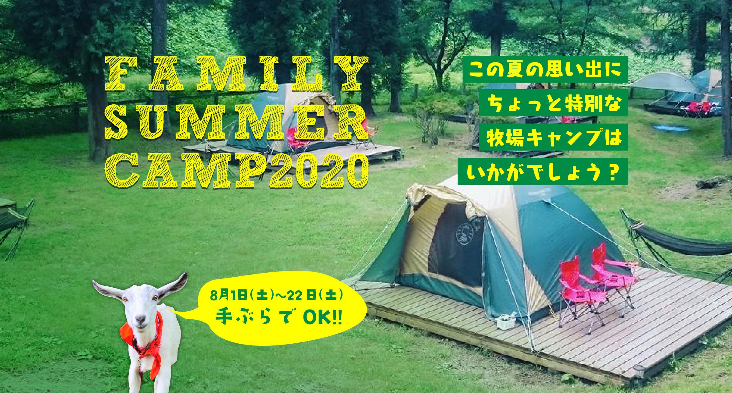 サマーキャンプ